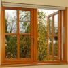 Цвет деревянных окон: боремся с дефектами