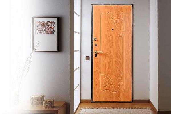 оптимальная стальная дверь в квартиру