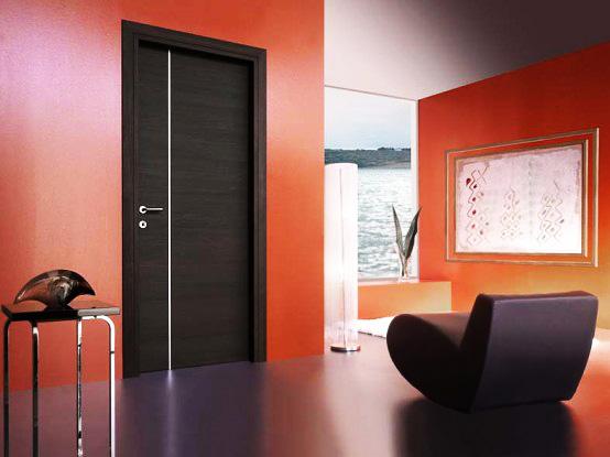 Современные цвета дверей