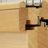 Деревянные окна из массива: преимущества