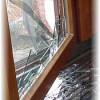 Заменяем в стеклопакете поврежденное стекло