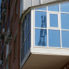 Тонировка балкона — защитит от выгорания мебели и защитит от посторонних глаз