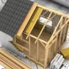 Разработка продуманных проектов каркасных домов от компании «Домбудет»