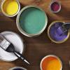 Виды акриловых красок и их преимущества