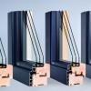Использование алюминиевых оконных рам