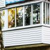 Как выбрать качественный материал для внешней отделки балкона?