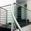 Поручни из нержавеющей стали: элемент красоты и комфорта любого помещения